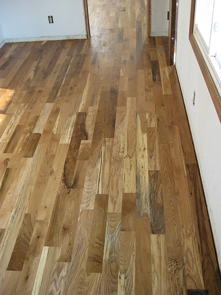 Hardwood Floor Installation Sanding Amp Finishing
